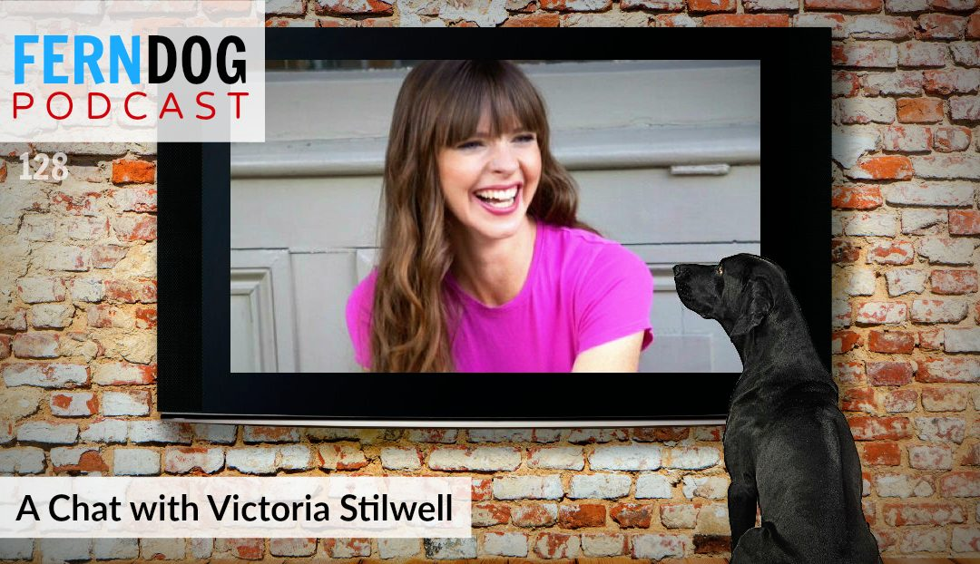 FernDog128: Chat with Victoria Stilwell